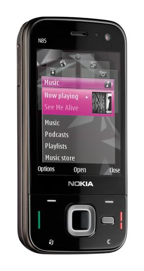 Nokia-n85