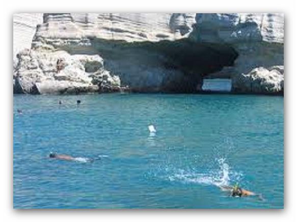 Milos Sea
